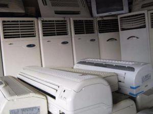 长沙回收二手空调,公司淘汰空调